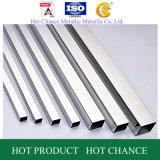 SUS201, 304, 304L, 316, tube de grand dos de l'acier inoxydable 316L