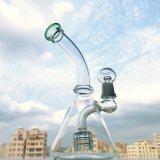 Mini équipements de TAPE de pétrole fumant la conduite d'eau en verre