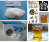 testosterona esteróide anabólica Injectable Cypionate do edifício de corpo 250mg/Ml