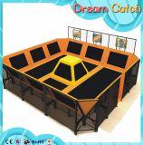 Trampoline interno das crianças com para venda