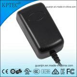 fuente del adaptador de la potencia de la conmutación de 12V/2A/25W AC/DC con el enchufe del estándar de los E.E.U.U.