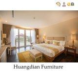 5개의 별 호텔 현대 호화스러운 침실 가구 (HD628)