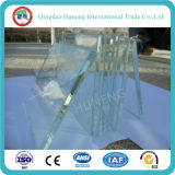 Glace claire en verre de /Extra de fer inférieur/prix ultra clair en verre de flotteur