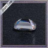 In het groot Smaragd van de Fabriek van de Prijs van 2.0 Karaat sneed de Betaalbare Witte Diamant Moissanite voor Juwelen