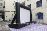 Écran de film gonflable en PVC à écran gonflable pour projecteur