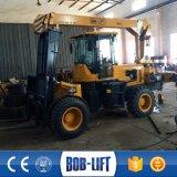 5 Tonnen-LKW-Gabelstapler eingehangene Kran-Hochkonjunktur mit Bescheinigung