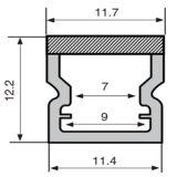 LED 지구를 위한 4209의 LED 궤도 빛 LED 알루미늄 채널