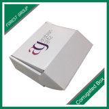 Изготовленный на заказ коробка напечатанная логосом бумажная упаковывая
