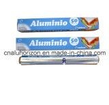 Aluminiumfolie-Rollenküche, welche die Verpackung kocht