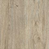 Zugelassener Jungfrau-grauer nachgemachter hölzerner Vinylklicken-Fußboden 100%