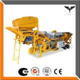 強く、一貫した機械移動式アスファルト販売のための移動式ドラム組合せのプラント
