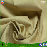 Tela ignífuga impermeable Line-Like de la cortina del apagón de la tela de materia textil de la tela del poliester para el uso de la tapicería