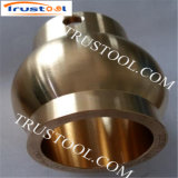 Bronze fazendo à máquina feito-à-medida do CNC da alta qualidade
