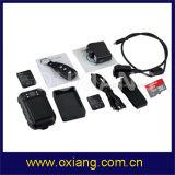 2.0 volle HD1080p drahtlose Polizei-tragbarer Kamera-Schreiber Zp605 der Zoll-wasserdichte bewegliche Polizei-Kamera-