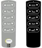 Wasserdichtes PC/Haustier-Membranschalter-überlagertes flexibles Fernsteuerungspanel