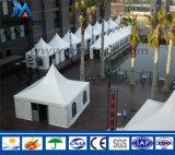 Luxus verzierte kundenspezifisches Größe weißes Belüftung-Pagode-Zelt