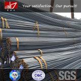 A615 Gr40 Gr60 Misvormde Rebar ASTM voor Bouw