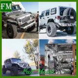 Zwarte AchterBumper voor Jeep Wrangler Jk
