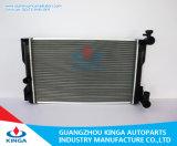 peças refrigerando do radiador do carro do passo da aleta de 5mm para Toyota Corolla'08 (para Tailândia)