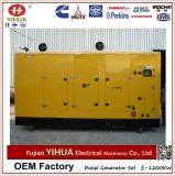 gruppo elettrogeno diesel silenzioso 800kVA/640kw alimentato dal motore di potere di Wuxi