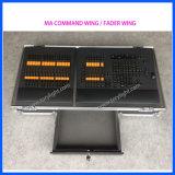 段階装置LEDの照明コントローラMaのフェーダーの翼DMXコンソール