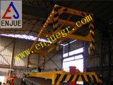 40 pés automáticos cheios do frame de levantamento de Overheight para descarregar o recipiente liso de levantamento da cremalheira