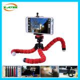 Veränderbarer Krake-Form-Handy Selfie Stativ/Selfie Stock