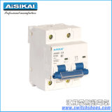 Автомат защити цепи Mininature (MCB) с электрической утечкой (1P+N)