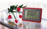 Esteuerter Wand-Radiotaktgeber Digital-LCD mit Tempeture und Feuchtigkeit
