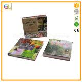 高品質のハードカバー本の印刷