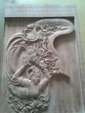 Holzbearbeitung-Gravierfräsmaschine verwendet für Möbel-Dekoration