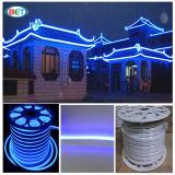 Luz de néon do cabo flexível de 2835 diodos emissores de luz para a decoração ao ar livre
