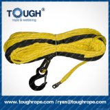 corde de tresse de 1-20mm Dyneema UHMWPE pour le treuil électrique de main de treuil