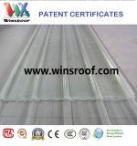 Анти- крыша плитки корозии UPVC (превосходная изоляция)