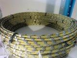 Провод диаманта для гранита профилируя вырезывание
