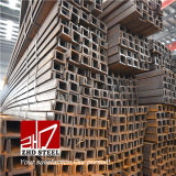 Цена стандартного канала JIS Ss400 u стальное в тонну