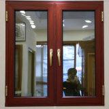 Bestes Aluminiumflügelfenster-Doppelverglasung die China-Guangzhou tönte Glasfenster-Entwurfs-Preis ab