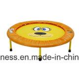 Piccolo trampolino rotondo di formato disponibile per forma fisica