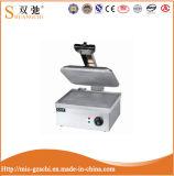 Máquina de la tostadora del emparedado de la tostadora del acero inoxidable para la venta