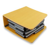 Aluminio del precio de fábrica plegable el contador portable de la promoción