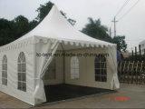Tenda di alluminio di evento del partito di mostra del PVC del blocco per grafici del Pagoda per la cerimonia nuziale