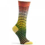 تدرّج لون شريط تصميم ثوب جوابة