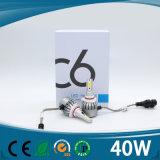 40W фабрика Гуанчжоу фары 9005/9006 автомобиля СИД