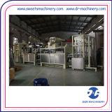 Linha doces profissionais do líder do amido da produção gomosa dos doces que fazem o equipamento