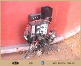 Plaque de réservoir/machine soudure automatiques d'interpréteur de commandes interactif