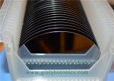Lentes óticas Plano-Convex do silicone padrão infravermelho (PCX) revestido da AR