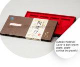 Прочная просто коробка подарка продтовара здравоохранения MDF бумажная
