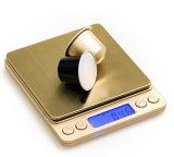jóia de venda quente de 0.01g Digitas que pesa a escala da cozinha