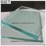 검술을%s 4mm-12mm 공간 플로트 유리 매우 백색 유리