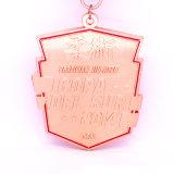 Medaglia del ricordo del premio dell'argento dello smalto di Dancing di ghiaccio